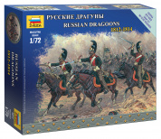 Russian dragoons 1812-1814