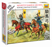Mounted Samurai-Archers