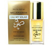 "Toilet water ""a Millionaire.My solar water"", 50 ml"